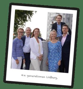 Fjärde generationen Löfbergare