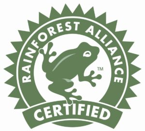Rainforest Alliance logotyp