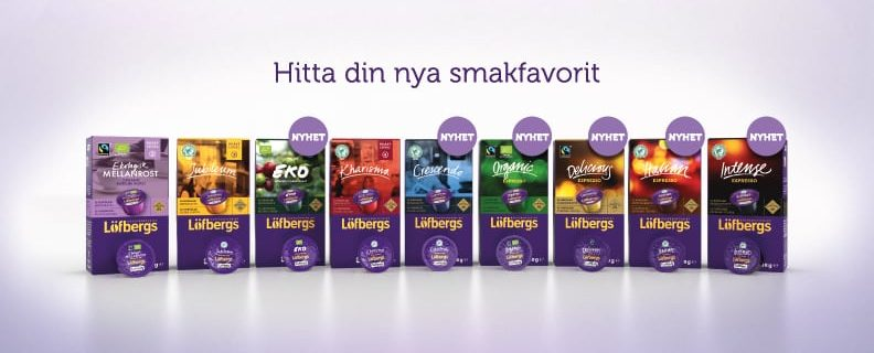 Löfbergs-kapselnyheter