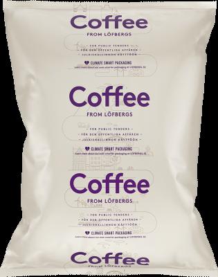 Kaffe från Löfbergs planpåse 1000g