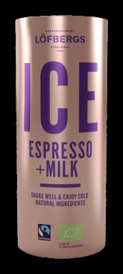 ICE Espresso + Milk