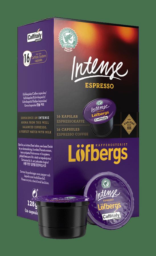 Intense espresso i kapsel