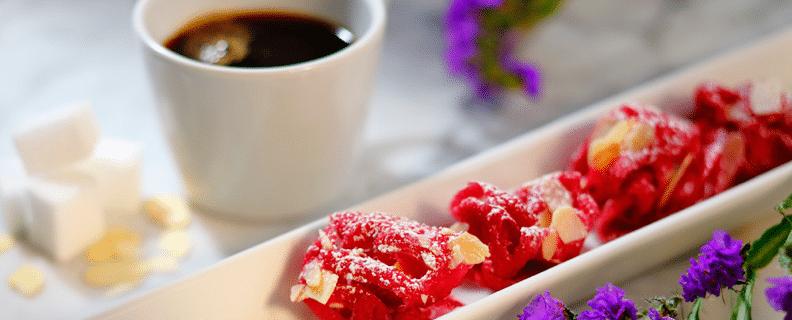 Åkerbärsblomster