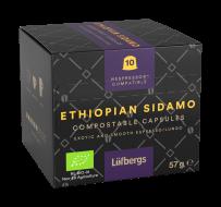 Löfbergs Ethiopian Sidamo Nespresso-kompatibel kapsel