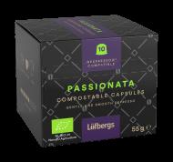 Löfbergs Löfbergs Passionata Nespresso-kompatibel kapselLöfbergs Ethiopian Sidamo Löfbergs Oscuro Segreto espresso kompatibel kapsel