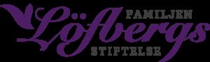 Familjen Löfbergs Stiftelse logotup