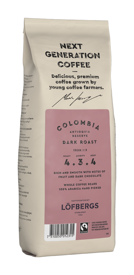 Next Generation Colombia Dark Roast