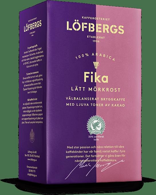 löfbergs lila bryggkaffe