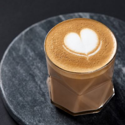 Löfbergs Latte art