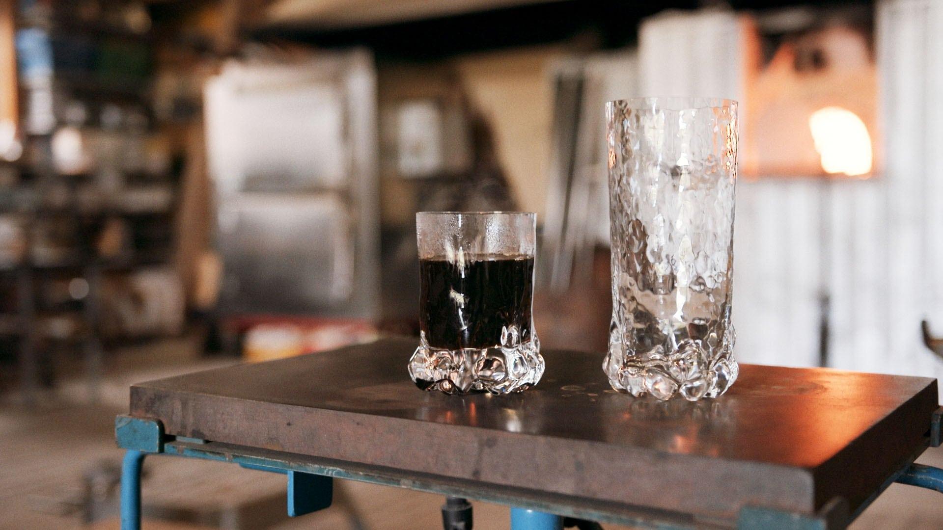 Hållbara kaffeglas från Glasbolaget och Löfbergs